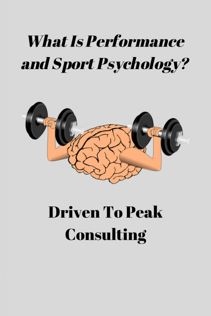 What Is Performance and Sport Psychology? Learn how mental skills training also known as psychological skills training helps you improve your performance in various performance domains.