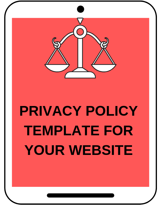 Amira Law's legal bundle includes privacy policy to legally protect your website, blog, and online business.